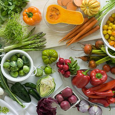 nutrition of vegetables